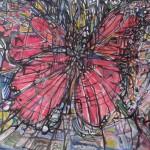 pirpir and mirmir - -29X20cm Ink and waercolors on paper, 150